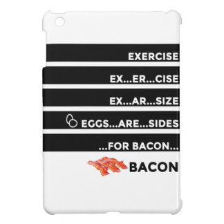Eggs Are Sides For Bacon iPad Mini Cover