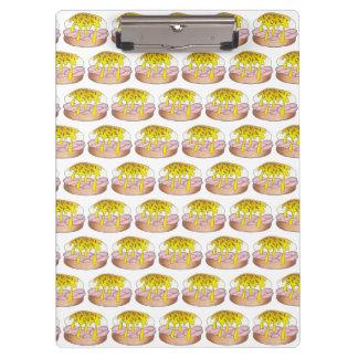 Eggs Benedict Breakfast Diner Food Foodie Ham Clipboard
