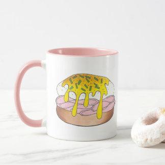 Eggs Benedict Breakfast Diner Food Foodie Ham Mug