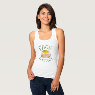Eggs Benedict Breakfast Diner Food Foodie Ham Singlet