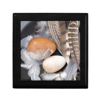 Eggs & feathers gift box