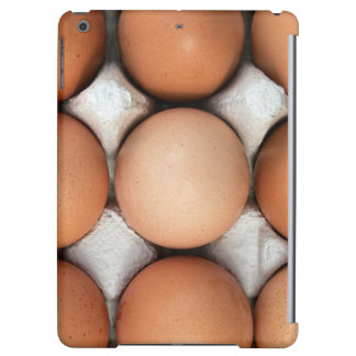 Eggs in a box iPad air case