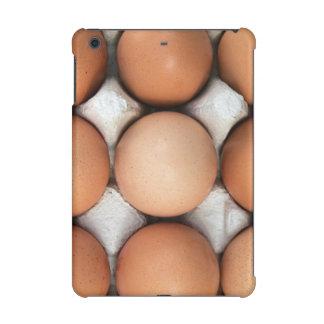 Eggs in a box iPad mini cover