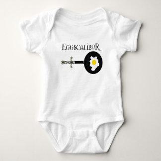 Eggscalibur funny Excalibur Parody Baby Creeper