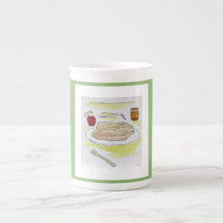 Eggy Bread Tea Cup