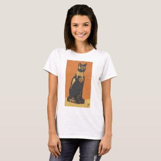 Egipt bastet cat female T-Shirt