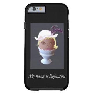 Eglantine the Eccentric Egg - Phone Cover
