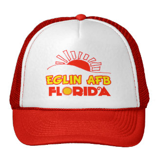 Eglin AFB, Florida Cap