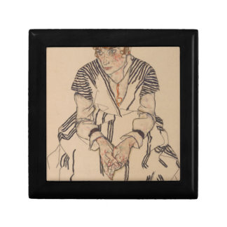 Egon Schiele- Artist's Sister in Law Gift Box