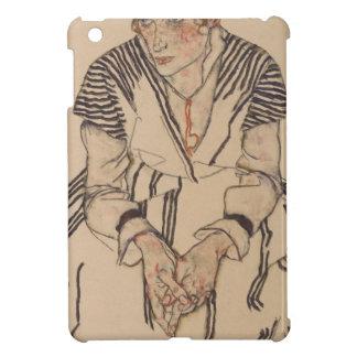 Egon Schiele- Artist's Sister in Law iPad Mini Case