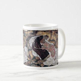 "Egon Schiele, ""Death and the Maiden"" Coffee Mug"