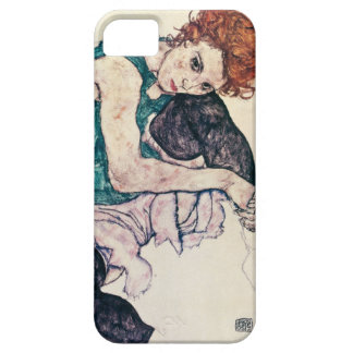Egon Schiele Seated Woman iPhone 5 Cases