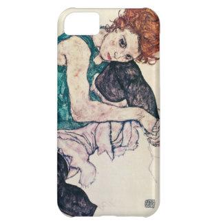 Egon Schiele Seated Woman iPhone 5C Case