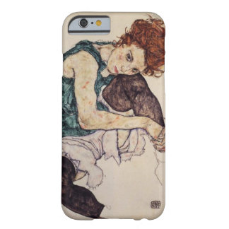 Egon Schiele Seated Woman iPhone 6 case Barely There iPhone 6 Case