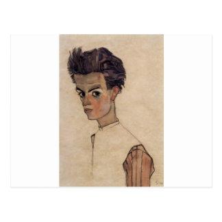 Egon would resound dandy postcard