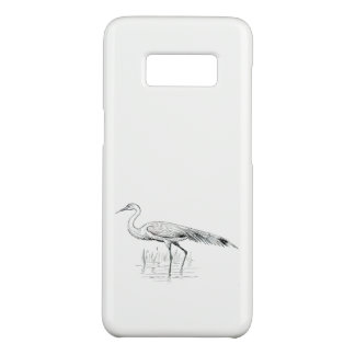 Egret Case-Mate Samsung Galaxy S8 Case