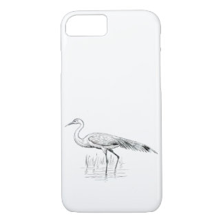 Egret iPhone 8/7 Case
