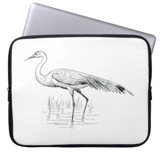 Egret Laptop Sleeve