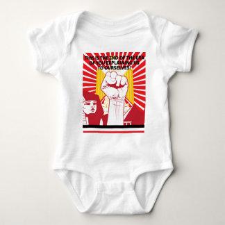 egypt03 baby bodysuit