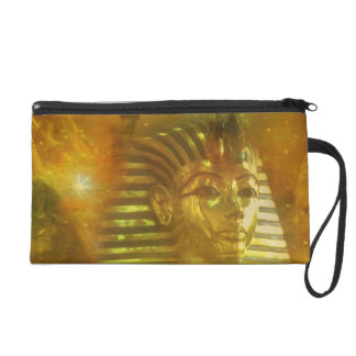 Egypt - A Beauty of the Middle East Wristlet Clutches