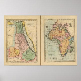 Egypt, Africa Poster