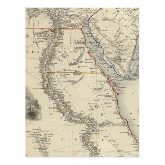 Egypt, And Arabia Petraea Postcard