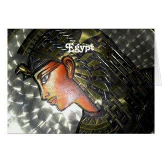 Egypt Art Card