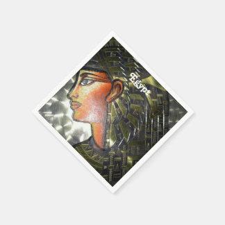 Egypt Art Disposable Napkins