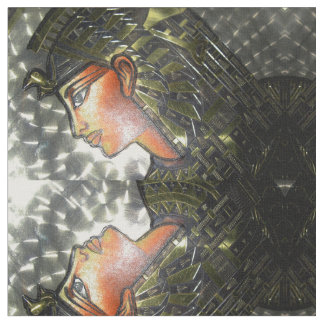 Egypt Art Fabric