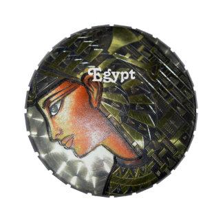 Egypt Art Jelly Belly Tins