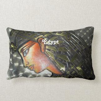 Egypt Art Lumbar Pillow