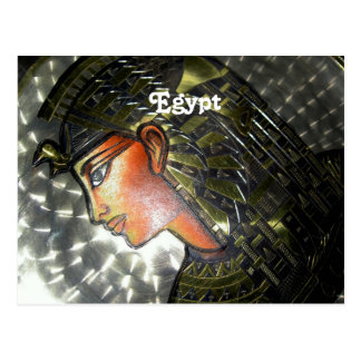 Egypt Art Postcard