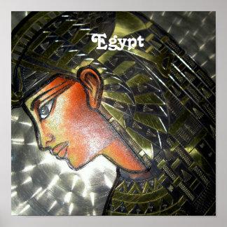 Egypt Art Poster