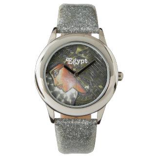 Egypt Art Wristwatch