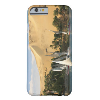 Egypt, Aswan, Nile River, Felucca sailboats, 2 Barely There iPhone 6 Case