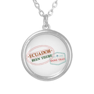 Egypt Been There Done That Silver Plated Necklace