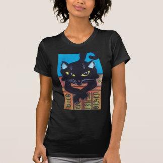 Egypt Black Cat T-Shirt