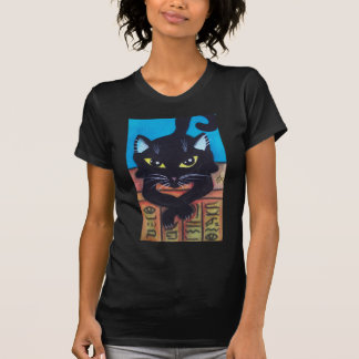 Egypt Black Cat Shirt