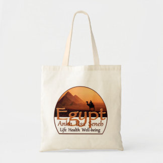 EGYPT BUDGET TOTE BAG