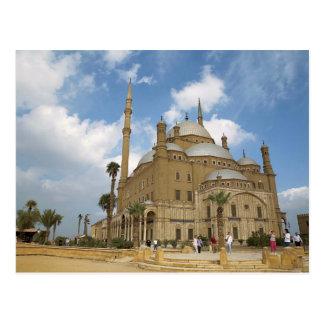 Egypt, Cairo, Citadel, Muhammad Ali Mosque 2 Postcard
