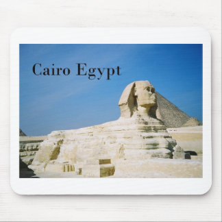 Egypt Cairo Giza Sphinx-2 (St.K) Mouse Pad