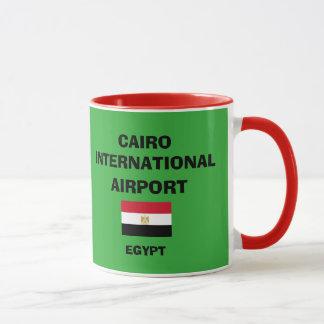 Egypt- Cairo International Airport Mug