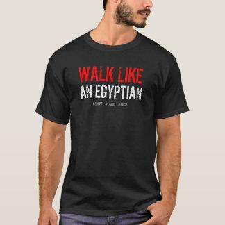 #Egypt, #Cairo #Jan25 Flag T-Shirt