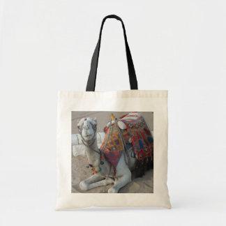Egypt Camel Budget Tote Bag