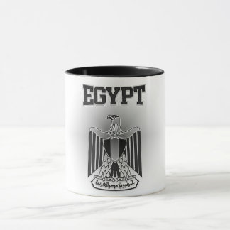 Egypt Coat of Arms Mug