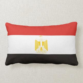 egypt country flag pillow