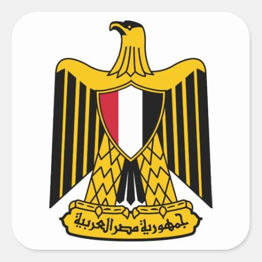 egypt emblem sticker