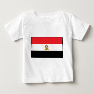 Egypt Flag Baby T-Shirt