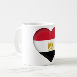 Egypt Flag Coffee Mug