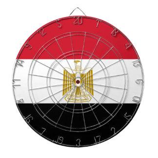 Egypt Flag Dartboard